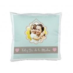 Cojín personalizado 35x35 Día de la madre